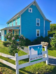 Above the Tickle, vacation home, 84 Main Street Twillingate NL