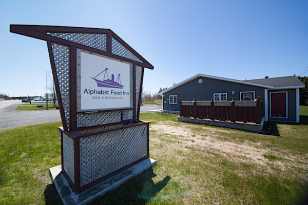 Alphabet Fleet Inn B&B, 24 Toulinquet Street, Twillingate NL Canada = bed and breakfast