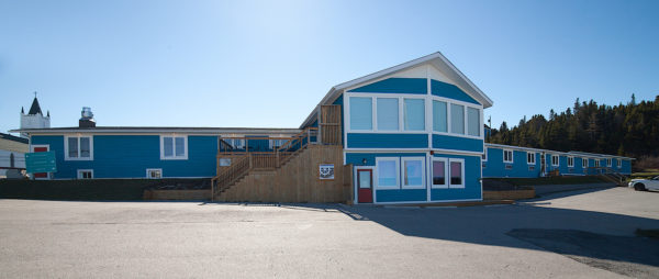 Anchor Inn Hotel, Twillingate, 1-800-450-3950