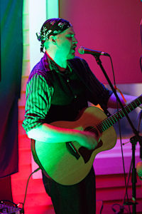 Live entertainment in summer at Captain's Pub with Mike ixonate 6 nights a week with no cover charge.