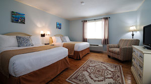 Queen Double Room at Anchor Inn Hotel