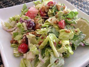 Caesar salad, Georgie's style