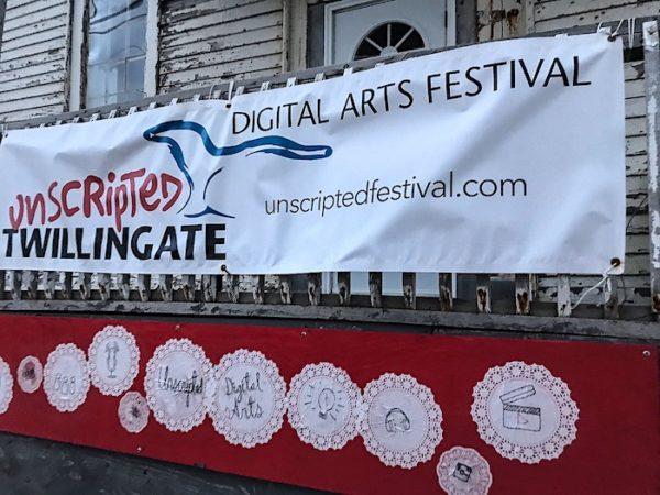 Unscripted Twillingate Digital Arts Festival