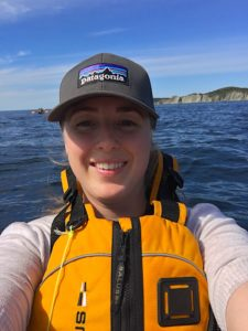Sea Kayaking in Twillingate