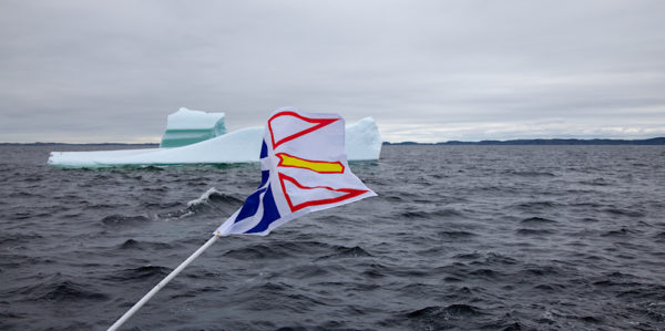 Newfoundland Iceberg that is waiting on your NL staycation