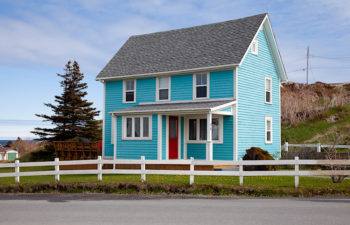 Above the Tickle, a vacation Home in Twillingate